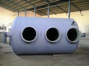 Fosa con filtro biológico desde 10.000 L