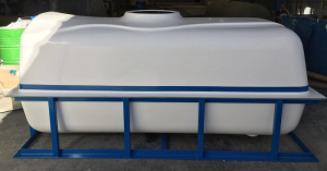3.000 L tank with frame