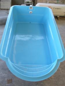 6 x 3 m pool