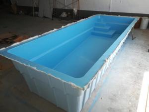 8 x 2.8 m pool