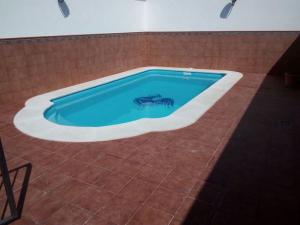 Pool installed, model 2-3